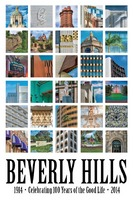 Beverly Hills Centennial Poster