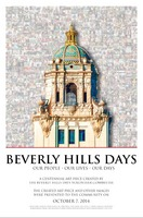 Beverly Hills Days Poster 